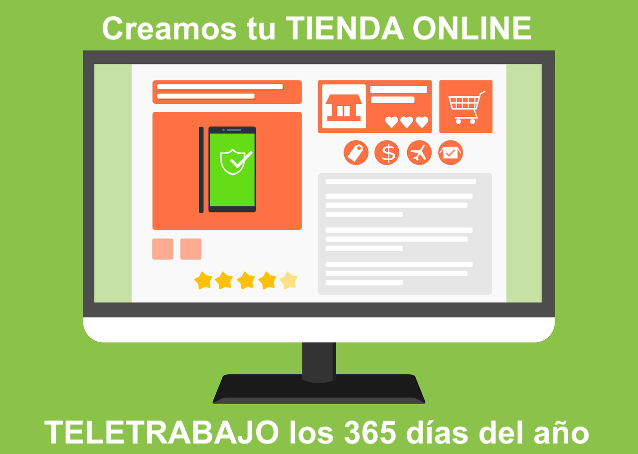 e commerce oferta